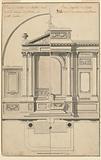Elevation of Altar Screen
