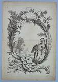 """Title Page, from Part I of """"Divers Ornemens"""""""