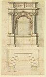 Proscenium and Plan for a Stage