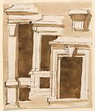 Four Designs for Window Frames