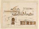 Designs for Five Mausoleums