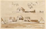 Sketches for a Mausoleum