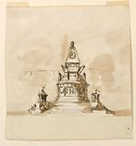 Design for a Sepulchral Monument