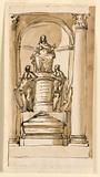 Design for a Stuart Monument