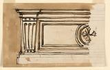 Design for an Altar Mensa