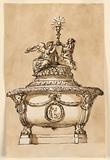 Design for a Baptismal Font