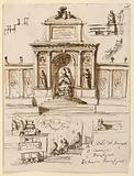 Designs for Ecclesiastic Stalls