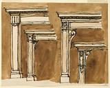 Designs for a Mantelpiece