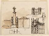 Gateway of a villa