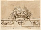 Crest of a chair