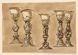 Five chalices