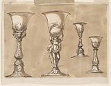 Four chalices
