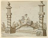 Design for a Sepulchral Monument for the Critic Galilei