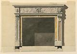 Design for a Mantelpiece