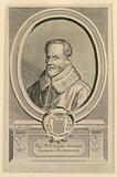 Portrait of Laevinus Torrentius, Bishop of Antwerp