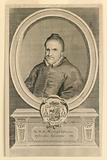 Portrait of Michael Ophovius, Bishop of Sylva