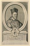 Portrait of Caspar Nemins, Bishop of Antwerp