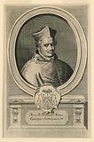 Portait of Joannes Miraeus, Bishop of Antwerp