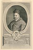 Portrait of Jacobus Boonan, Archbishop of Mechlin