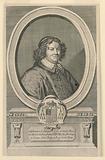 Portrait of Alphonsus de Berge, Archbishop of Mechlin