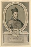 Portrait of Josephi Bergaigne, Bishop of Sylva