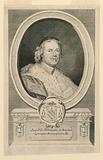Portrait of Ferndinandus de Beughem, Bishop of Antwerp