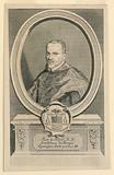 Portrait of Guillemus de Berges, Bishop of Antwerp