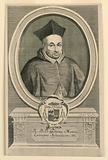 Portrait of Gisbertus Masius, Bishop of Sylva