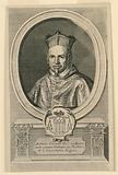 Portrait of Andreas Cruesen, Archbishop of Mechlin