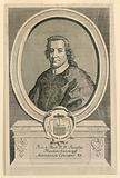 Portrait of Josephus Franken-Sierstorpff, Bishop of Antwerp