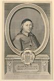 Portrait of Reginaldus Cools, Bishop of Antwerp