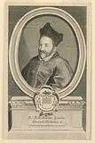 Portrait of Nicolaus Zoesius, Bishop of Sylva