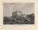 View of Altenburg Castle