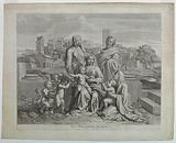 The Holy Family with Putti