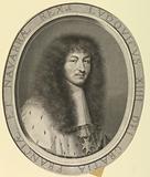 Portrait of Louis XIV, King of France
