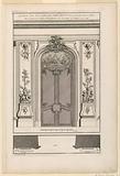 """""""Decoration d'une Portal double à placards, traittée dans la même gout…"""""""
