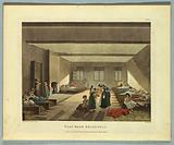 """Pass-Room Bridewell, from """"Ackermann's Repository"""""""