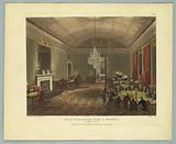 """Great Subscription Room at Brooks, from """"Ackermann's Repository"""""""