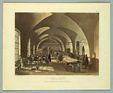 """Stamp Office, Somerset House, from """"Ackermann's Repository"""""""