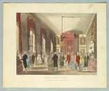 """Drawing Room St James's, from """"Ackermann's Repository"""""""