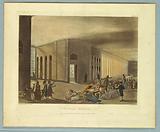"""St Luke's Hospital, from """"Ackermann's Repository"""""""
