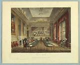 """Trinity House, from """"Ackermann's Repository"""""""