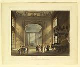 """Greenwich Hospital, from """"Ackermann's Repository"""""""