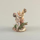 """Allegorical Figure Depicting Putti as """"Europe"""" and """"America"""""""
