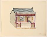 Design for a Chinese Pavilion