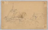 Sketch of Chenonceaux
