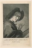 Portrait of Johann A Lisman