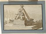 Sepulchral Monument for Architect Filipp del Rosso