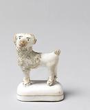 Figure of a Poodle