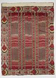 Bed cover (suzani)